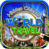 Hidden Object World Travel Adventure – Seek and Find Objects and Spot the Difference New York, Paris, Las Vegas, Italy, Washington DC, Africa, London, Florida Vacation Photo Puzzle Game