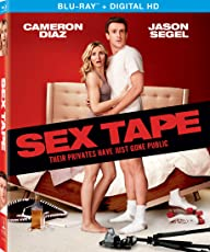 SEX TAPE on Blu-ray, DVD and Digital HD