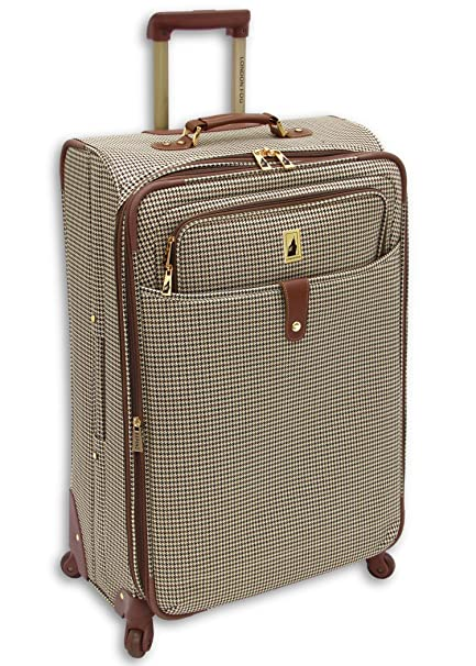 Chelsea Luggage Expandable Upright Suiter London Series