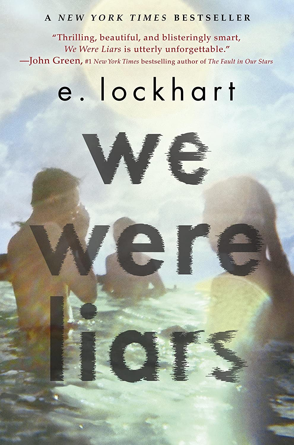 Between The Lines: We Were Liars by E. Lockhart #BookClub