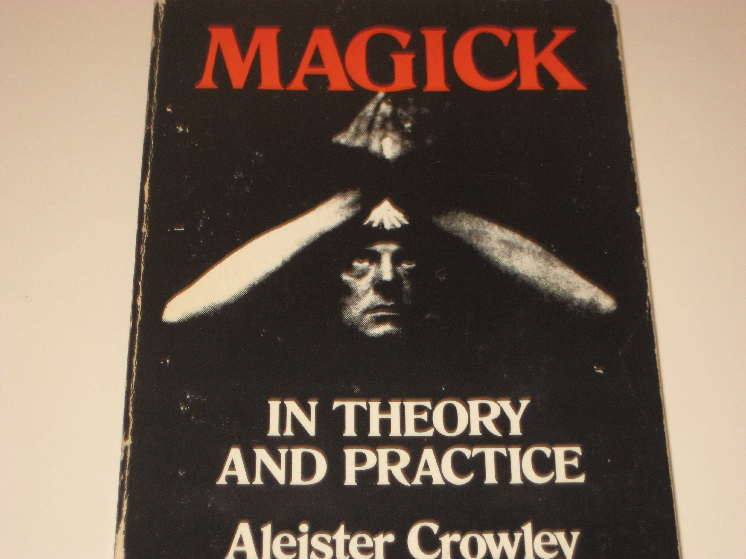 What words..., Aleister crowley sex magick there something?