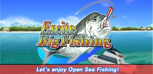 Excite Big Fishing from pascal inc.