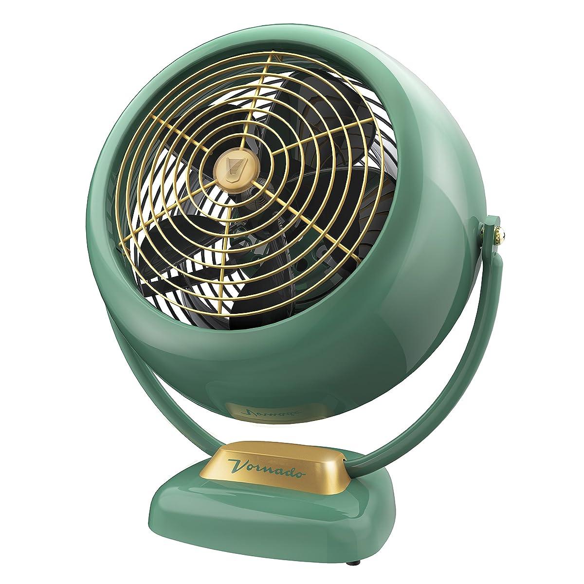 Vornado VFAN Sr. Vintage Whole Room Air Circulator, Green