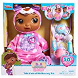 Doc McStuffins 92506 Take Care of Me Nursey Pal, Multicolor (Color: Multicolor)