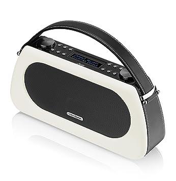 View Quest Bardot Radio/Radio-réveil MP3 Port USB