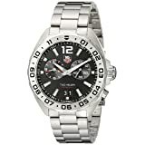 TAG Heuer Men's WAZ111A.BA0875 Formula 1 Stainless Steel Watch (Color: Silver)