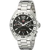 TAG Heuer Men's WAZ111A.BA0875 Formula 1 Stainless Steel Watch (Color: Black)