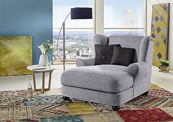 cavadore 375 big sessel oasis 120 x 97 x 145 cm euphoria grau us5. Black Bedroom Furniture Sets. Home Design Ideas
