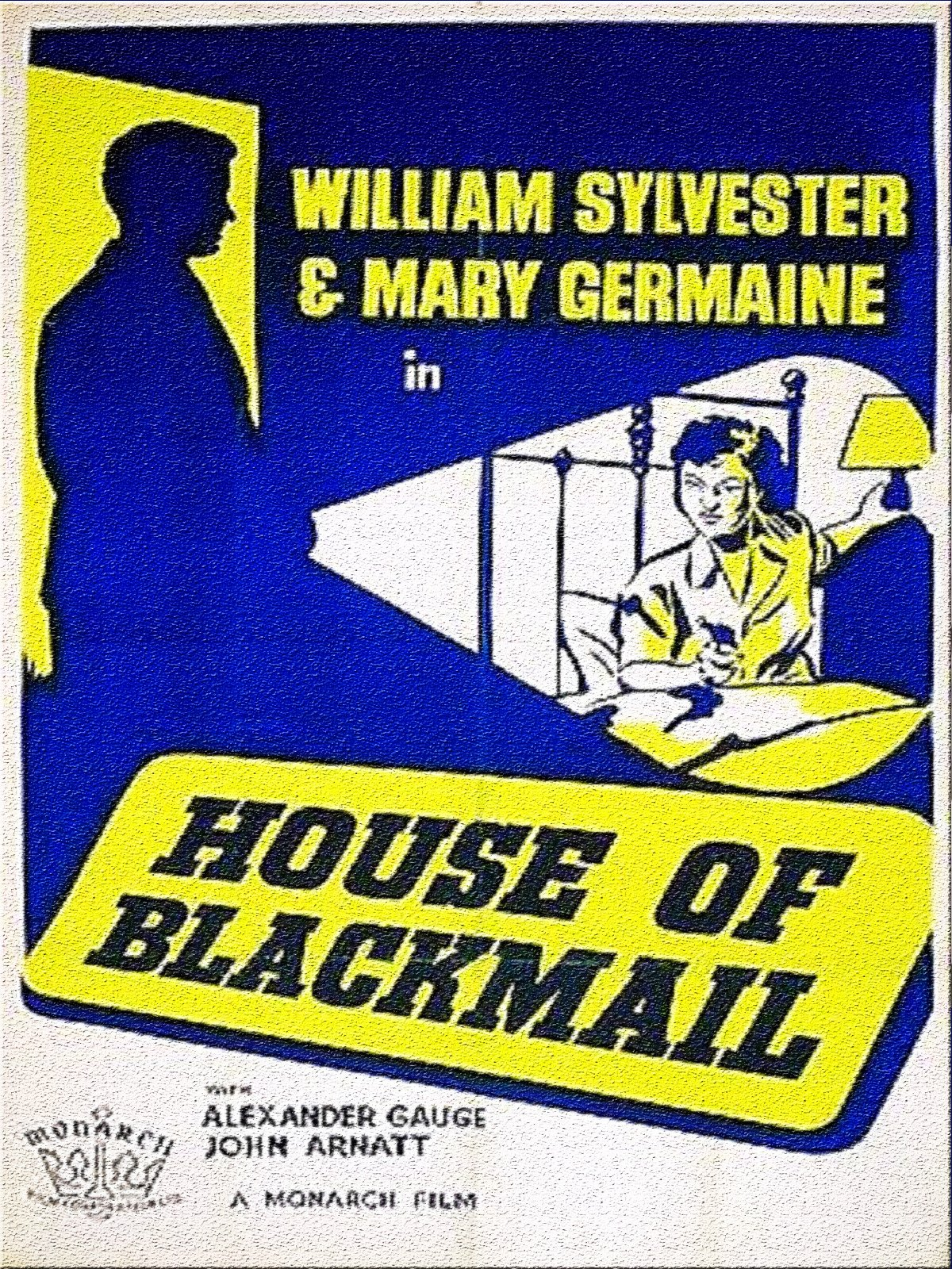 House Of Blackmail on Amazon Prime Instant Video UK