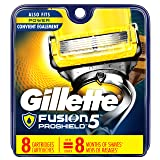 Gillette Fusion ProShield Men's Razor Blade Refills, 8 Count, Mens Razors / Blades (Packaging May Vary) (Color: Gillette Fusion ProShield Men's Razor Blade Refills, 8 Count, Mens Razors / Blades (Packaging May V, Tamaño: 8 Count)