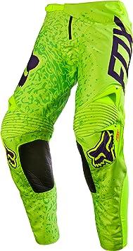 Pantalon Motocross Fox 2016 360 Cauz Jaune