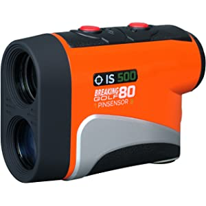 Breaking 80 Golf Rangefinder - PinSensor3 Series