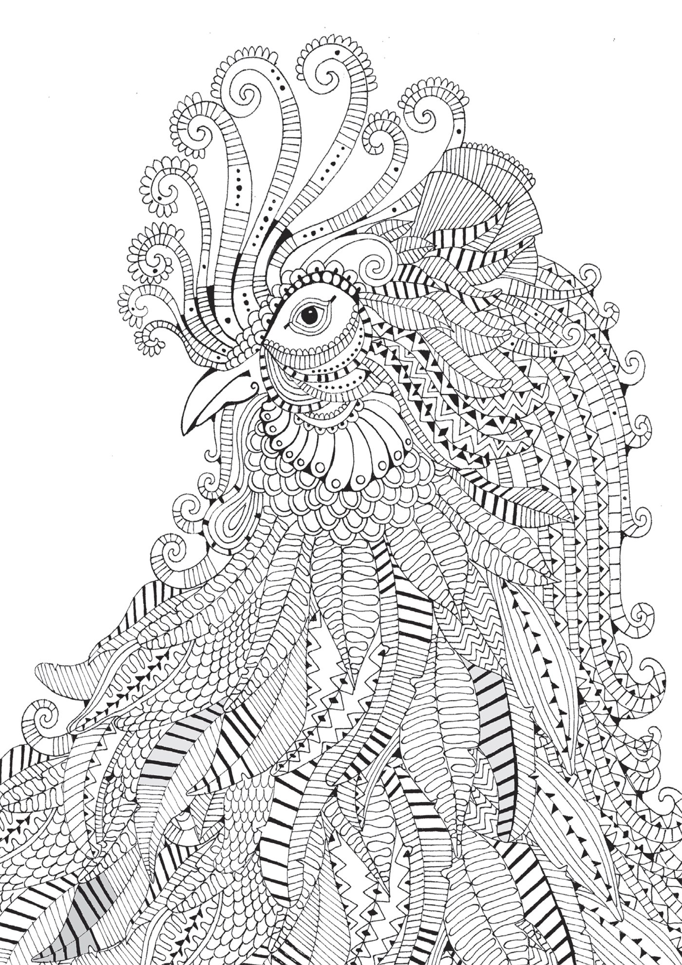 Free Coloriage Anti Stress Coloring Pages
