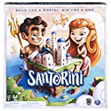 Santorini - Strategy-Based Board Game (Color: Multicolor)