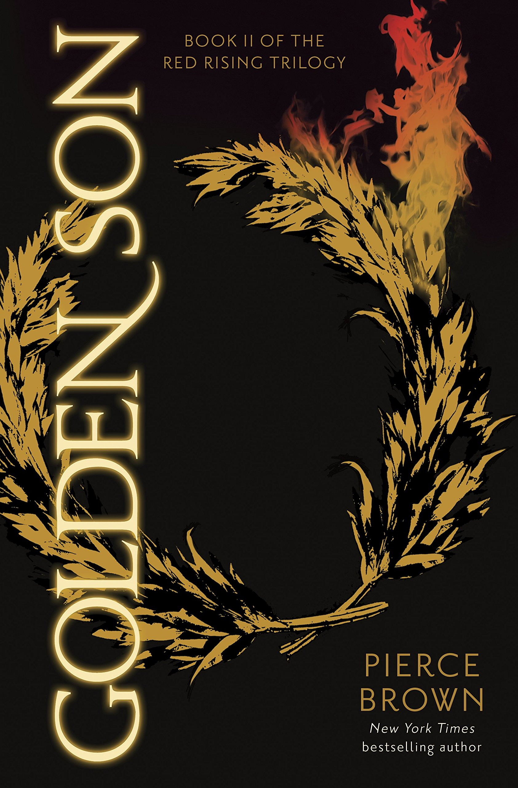 Golden Son ISBN-13 9780345539816