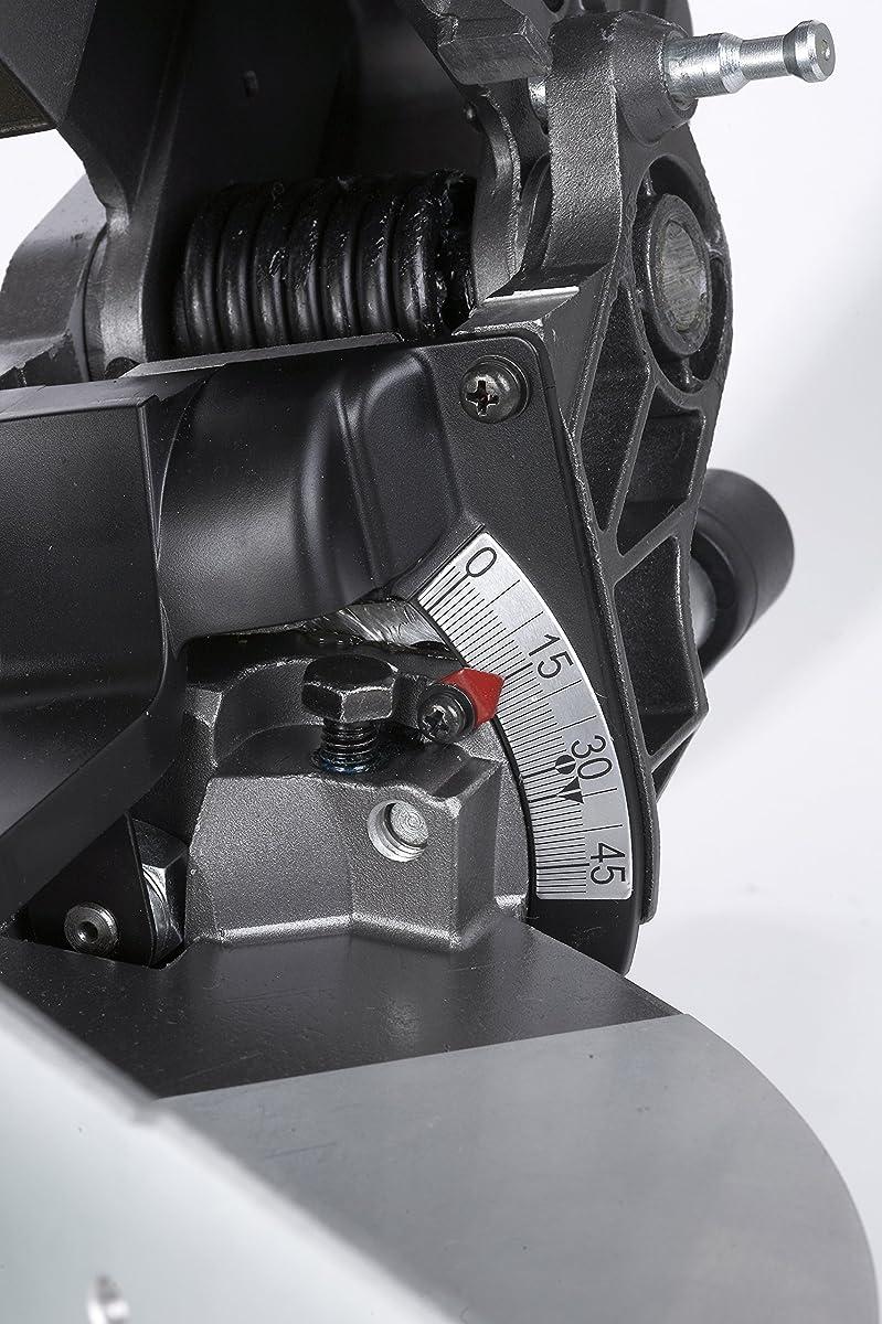 Hitachi C10FCH2 15-Amp 10-inch Single Bevel Compound Miter Saw with Laser Marker