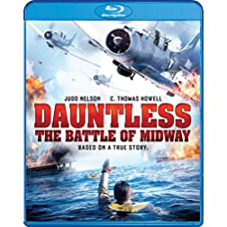 Dauntless: The Battle of Midway [Blu-ray]