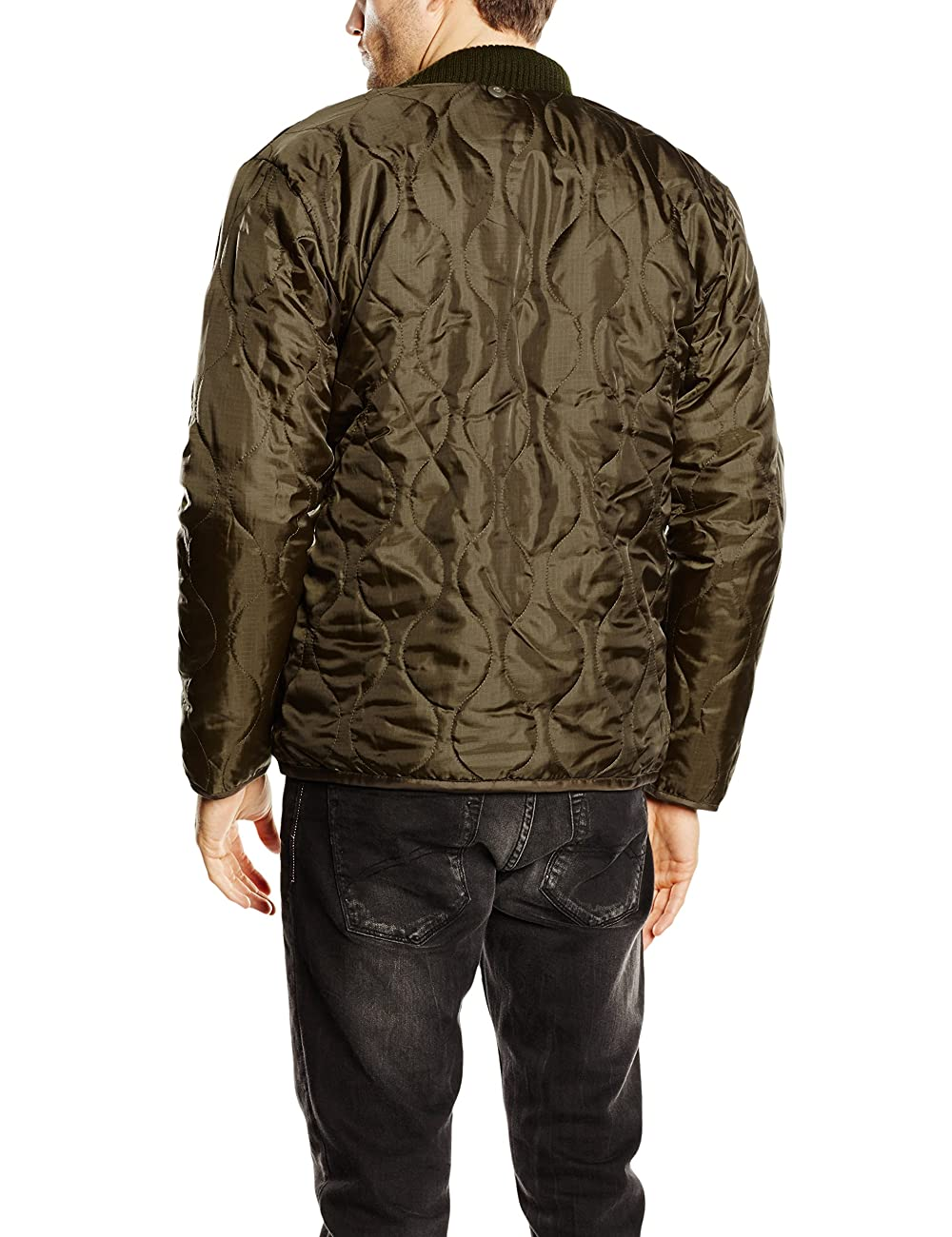 Brandit Men's M-65 Giant Jacket Olive 4