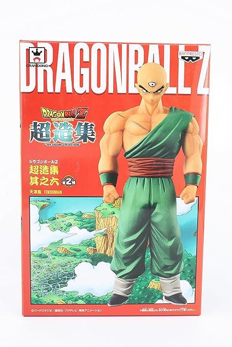 Banpresto - Figurine DBZ - Tenshinhan Chozousyu DXF Vol06 15cm - 3700936103055