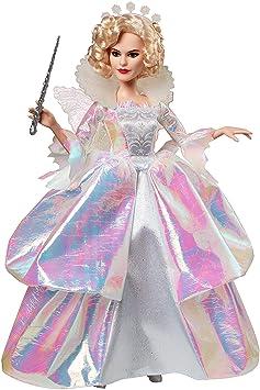 Disney – Cendrillon – Marraine La Bonne Fée – Poupée Mannequin 28 cm