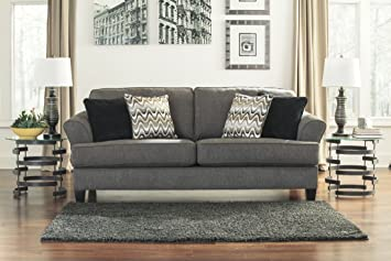 Gayler Steel Sofa