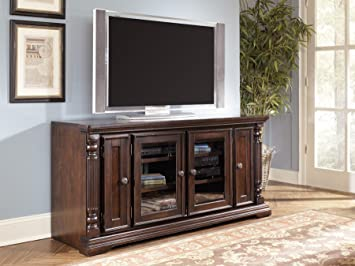 Key Town Traditional TV Stand Part No. 22-866W