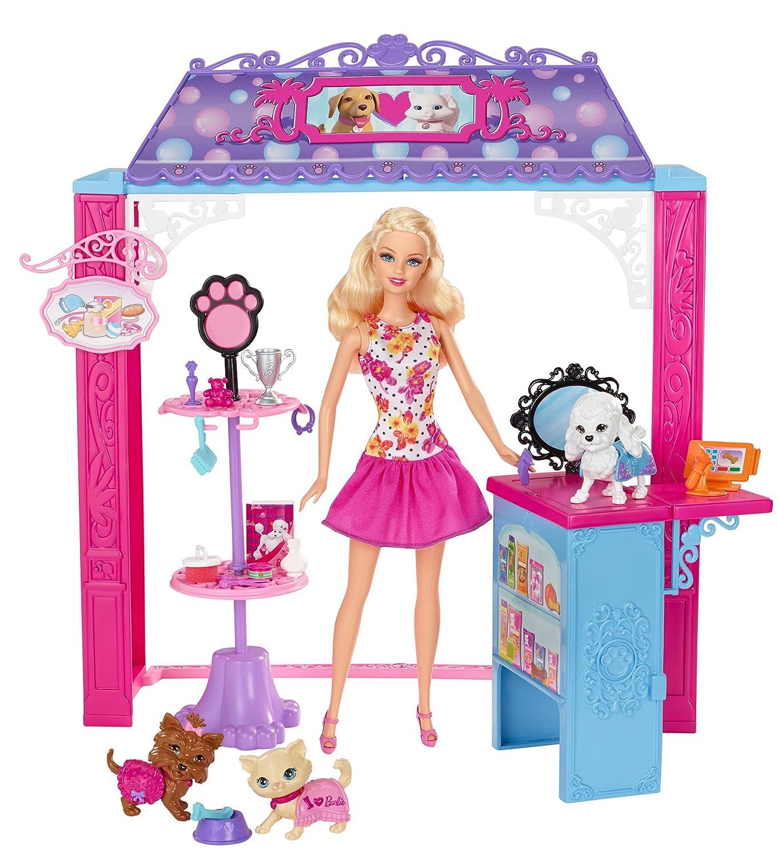 Barbie Life in the Dreamhouse Pet Boutique
