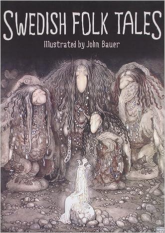 Swedish Folk Tales written by John Bauer