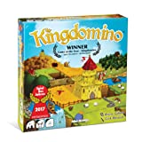 Blue Orange Games Kingdomino Award Winning Family Strategy Board Game (Color: Multi-colored, Tamaño: Basic pack)