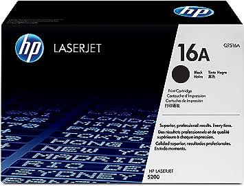 HP 16A Cartouche de toner 1 x noir 12000 pages