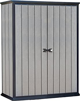 Keter 5 Ft. x 3 Ft. Vertical Storage Shed