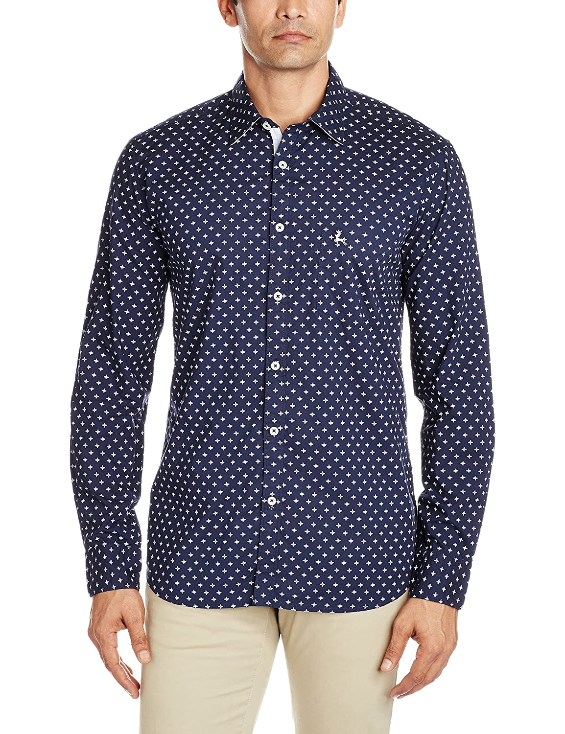 Min 50% Off Men's Shirts By Amazon | Parx Men's Casual Shirt @ Rs.599