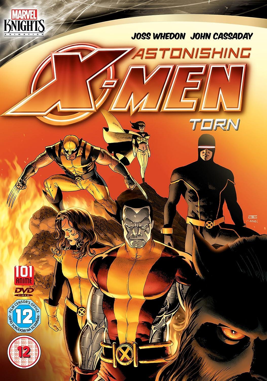 Astonishing X-Men Torn