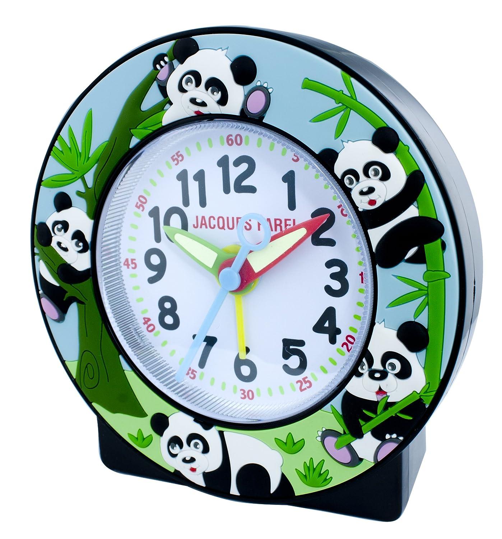 Jacques Farel Kinder-Wecker Kleiner Panda – Lernwecker mit kleinem Magnet-Plüschtier online kaufen