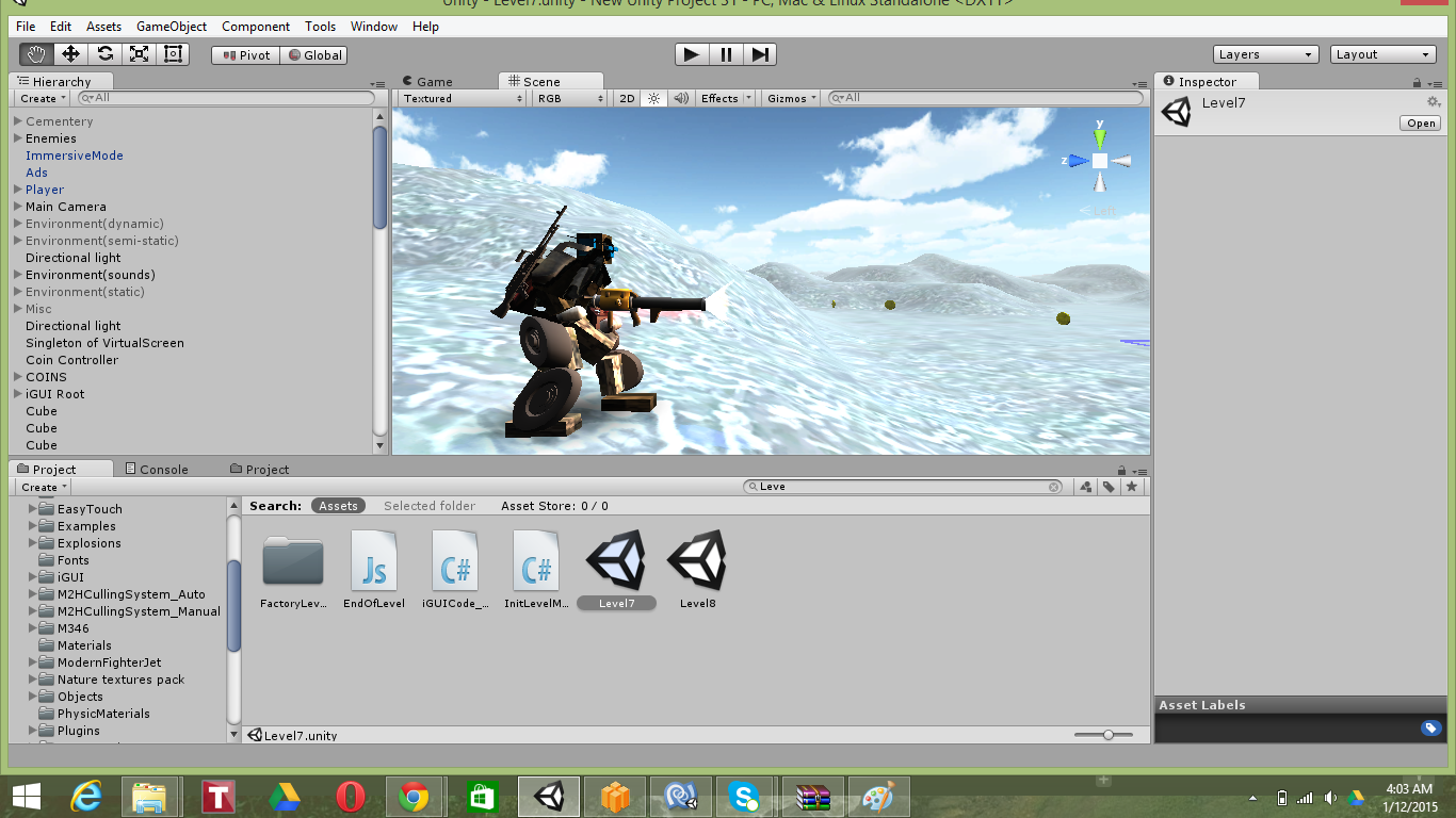 Transformers ICE AGE Complete Unity Game Package [Download]