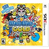 Warioware Gold - Nintendo 3DS (Color: gold)