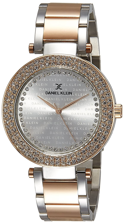 Flat 50% Off On Daniel Klein watches   Daniel Klein Analog Silver Dial Women's Watch - DK10860-2 By Amazon @ Rs.2,180