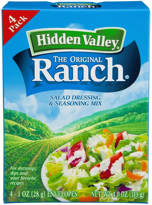 Hidden Valley Ranch Dip Hidden Valley Original Ranch