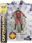 Diamond Select Diamond Select Toys Marvel Select Captain Marvel Action Figure, Multi Color