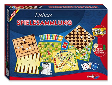 Deluxe - 606111237 - Jeu de la famille collection -  Multicolore