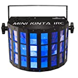 CHAUVET DJ Mini Kinta IRC Compact LED Derby DJ Effect Light w/Wireless Capability