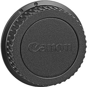 Canon EOS Dust Cap E Rear Lens Cap for EF DSLR Lenses with Lens Pen + Cleaning Kit