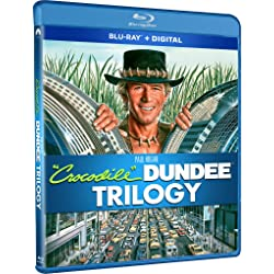 The Crocodile Dundee Trilogy [Blu-ray]