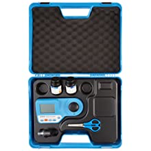 Hanna Instruments HI 96724C Waterproof Free and Total Chlorine ISM with Cal Check and Carrying Case