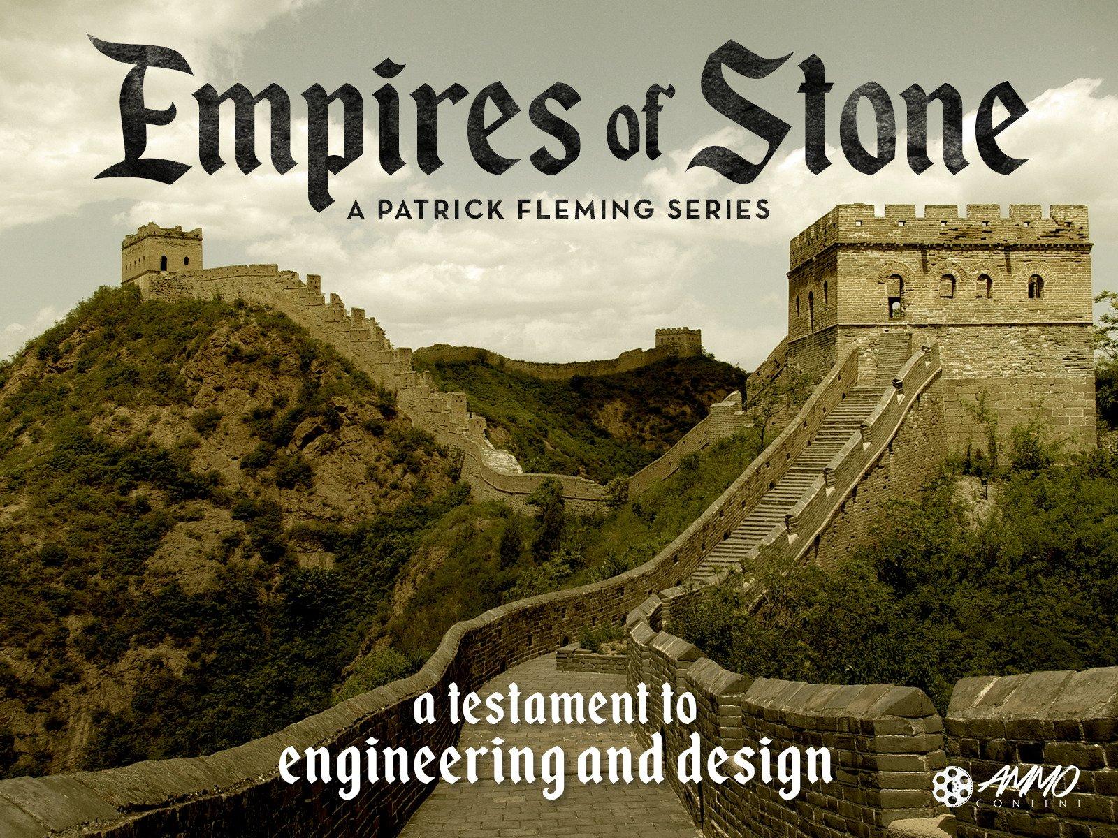 Empires Of Stone - Season 1