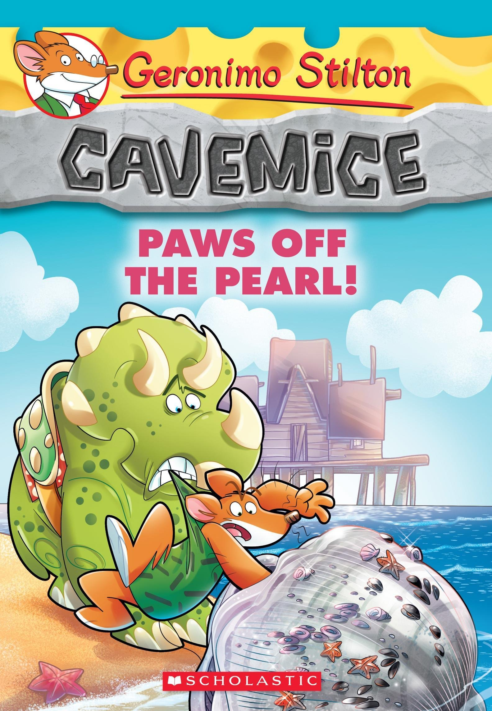 buy the smelly search geronimo stilton cavemice book online at
