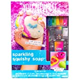 Youniverse Make Your Own Sparkling Squishy Soaps by Horizon Group USA, Multicolored (Color: Multicolored)