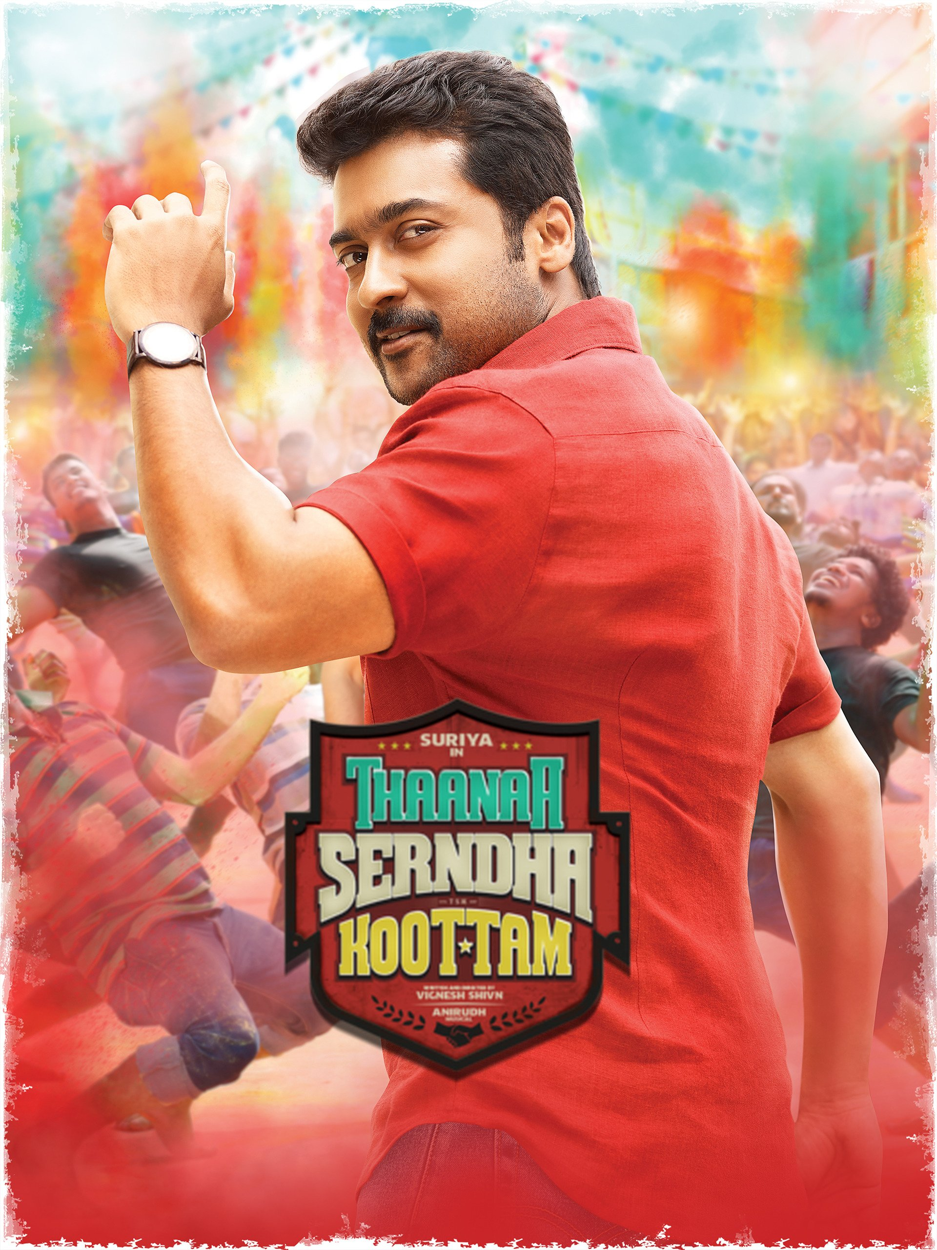 Thaanaa Serndha Koottam on Amazon Prime Video UK