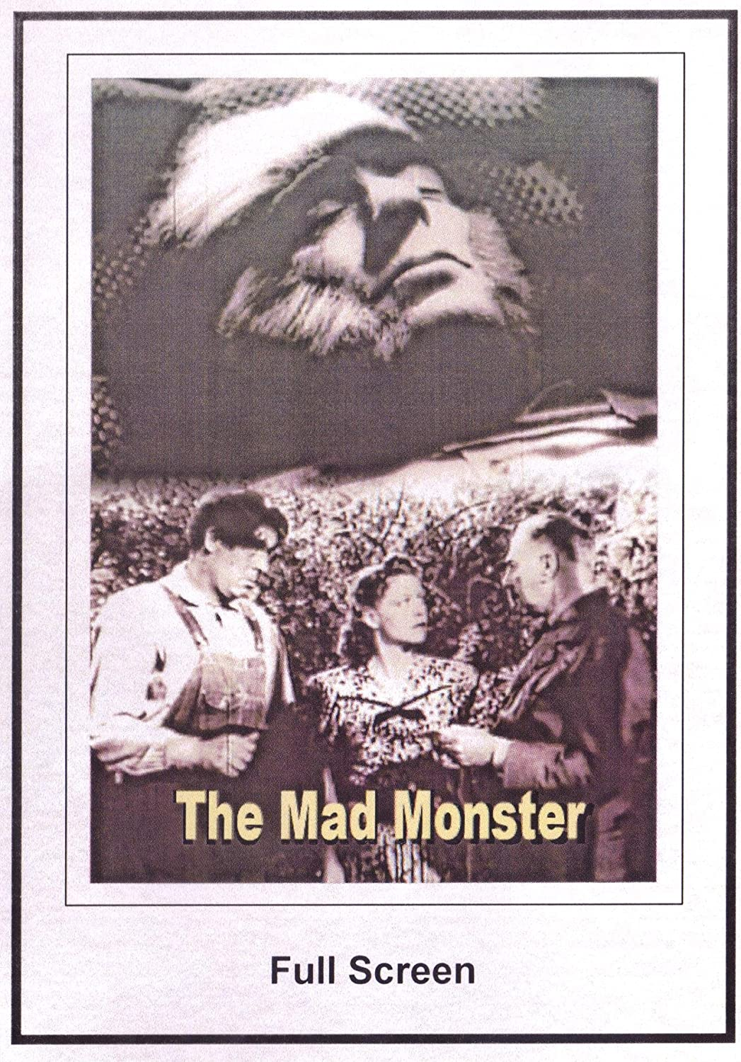 The Mad Monster Movie Still