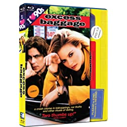 Excess Baggage - Retro VHS '90s Style [Blu-ray]
